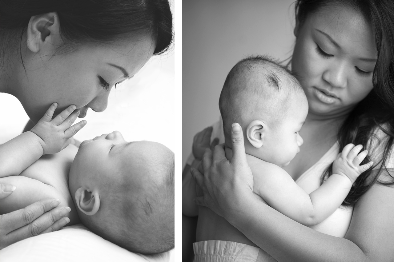 Baby Evan-Portrait