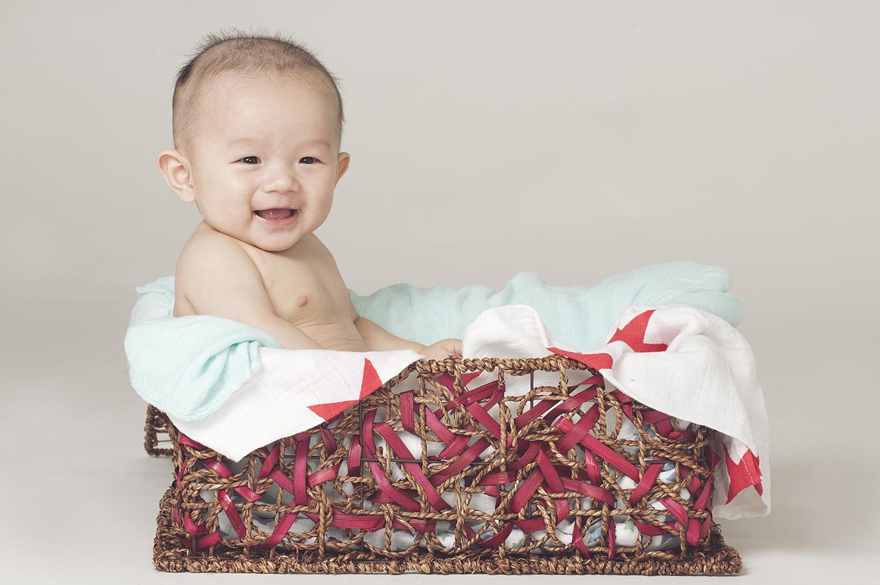 Baby Evan Portrait Photography