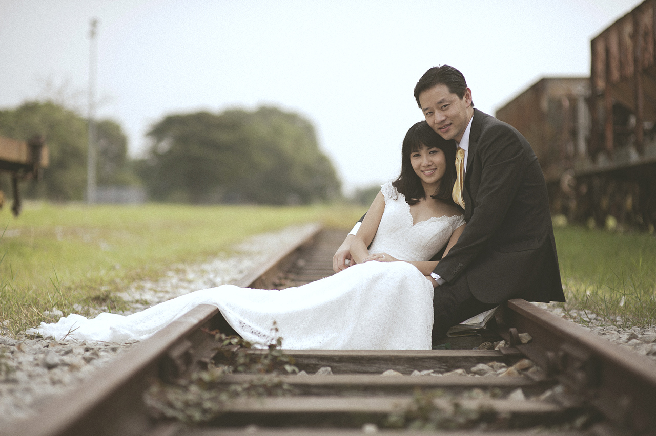 Mark & Lorraine Prewedding Photography