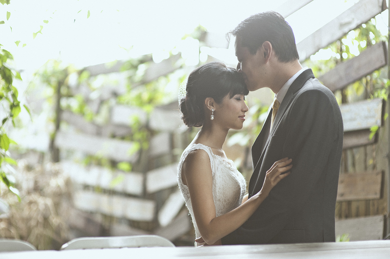 Prewedding Photography @ The Bee