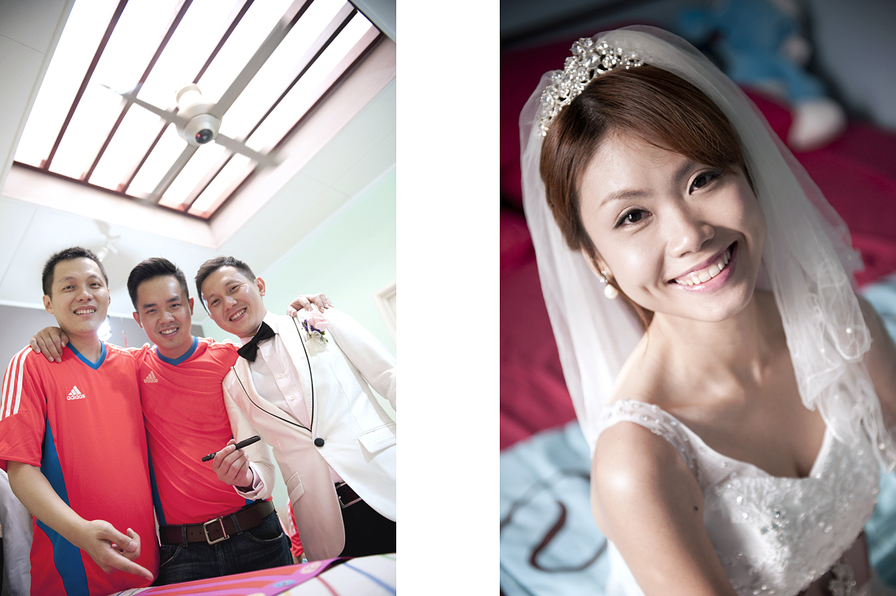 actual day wedding malaysia