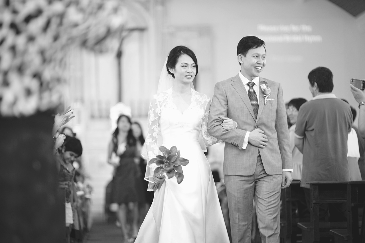 Actual day wedding photography malaysia