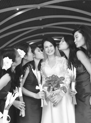 Actual day wedding photography malaysia