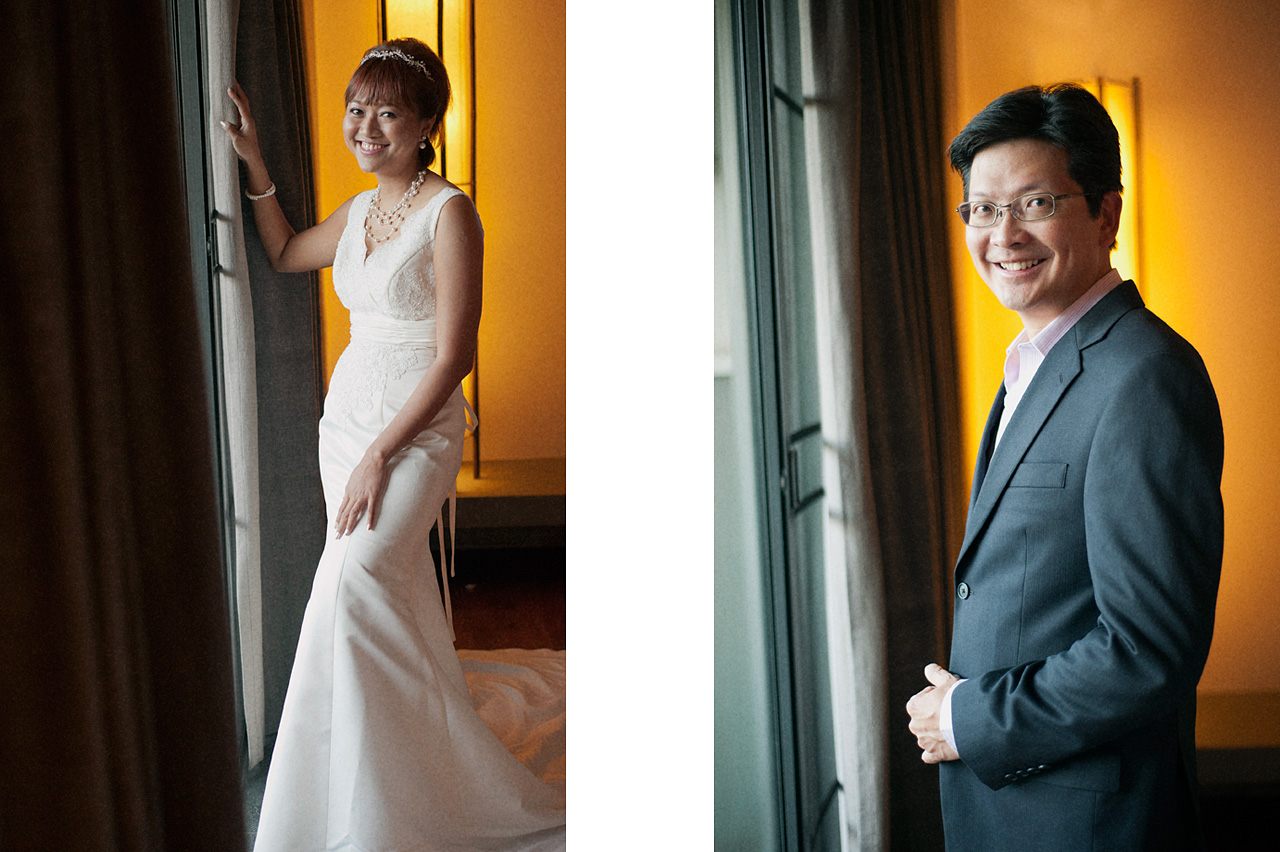 Alexzis & Jeremy, A Thai Wedding