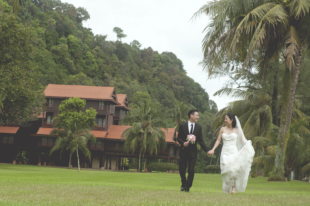 Jian Wei & Poh Joo Prewedding