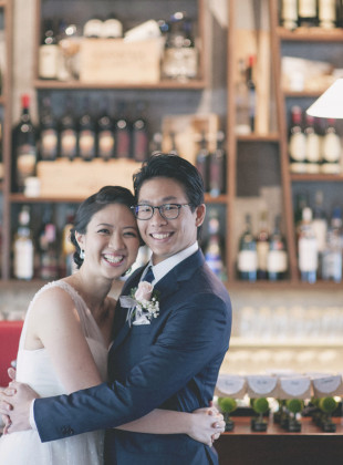 Anson & Michelle Wedding Day by Glance Photography Studio