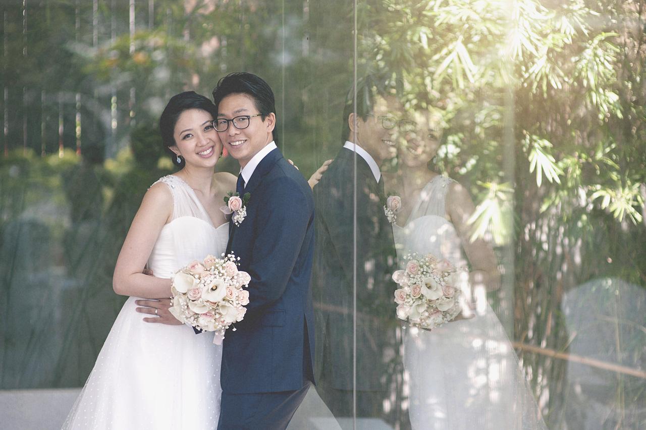 Anson & Michelle Wedding Day