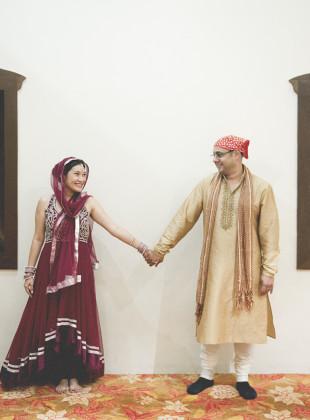 Dino & Joanne Sikh wedding ceremony