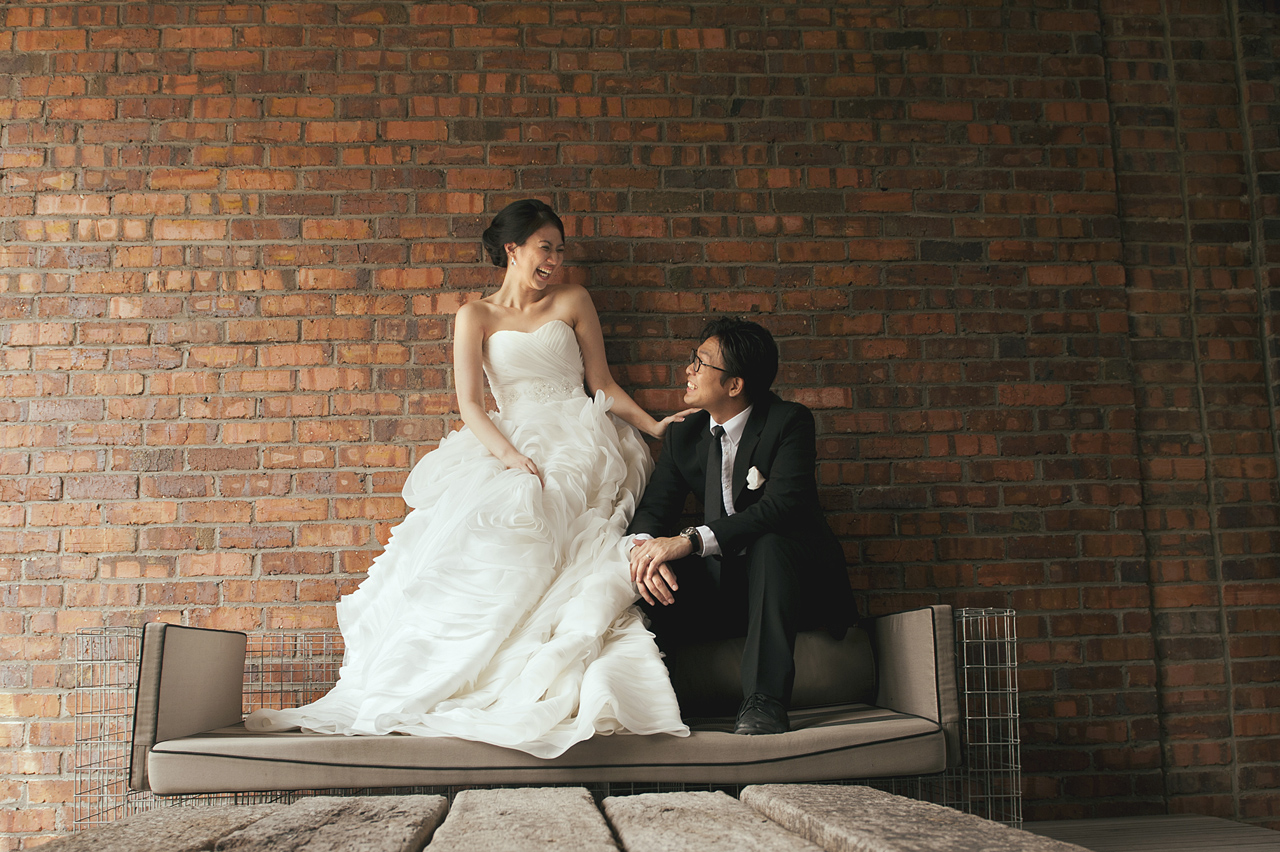 Anson & Michelle Prewedding