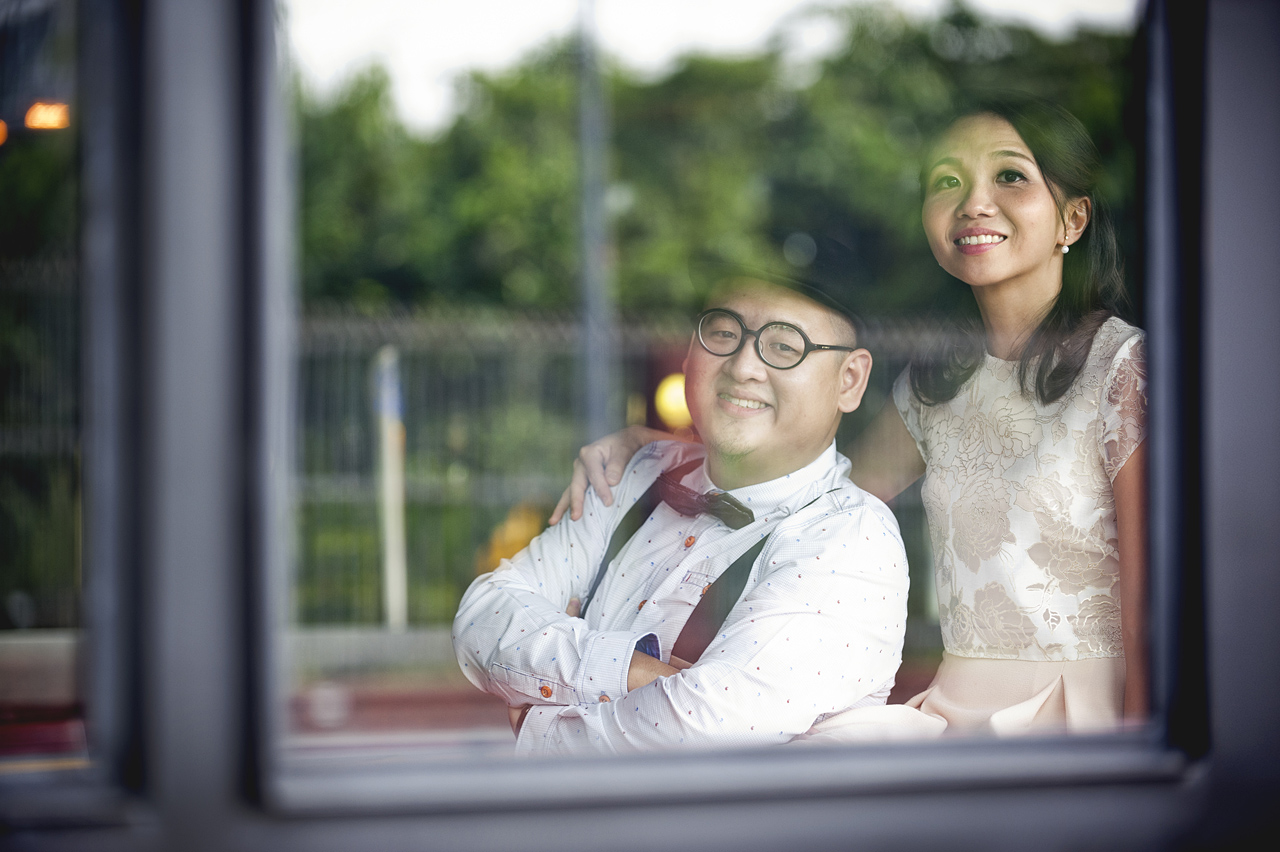 Prewedding photography by Glance Photography Studio