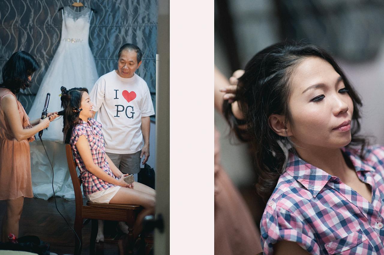 Actual Day Wedding Photographer Malaysia