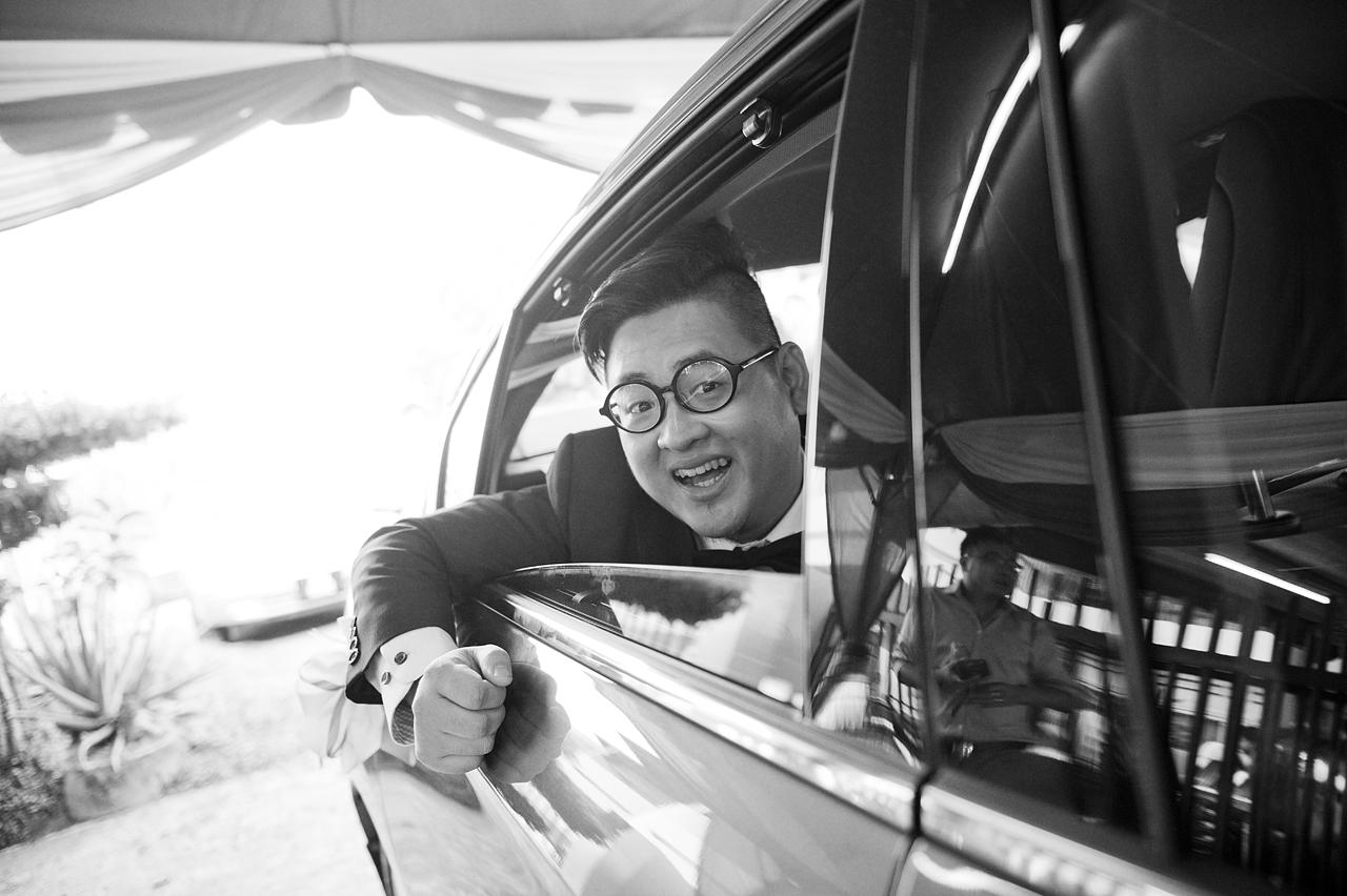 Actual Day Wedding Photographer Malaysia by Glance Photography Studio