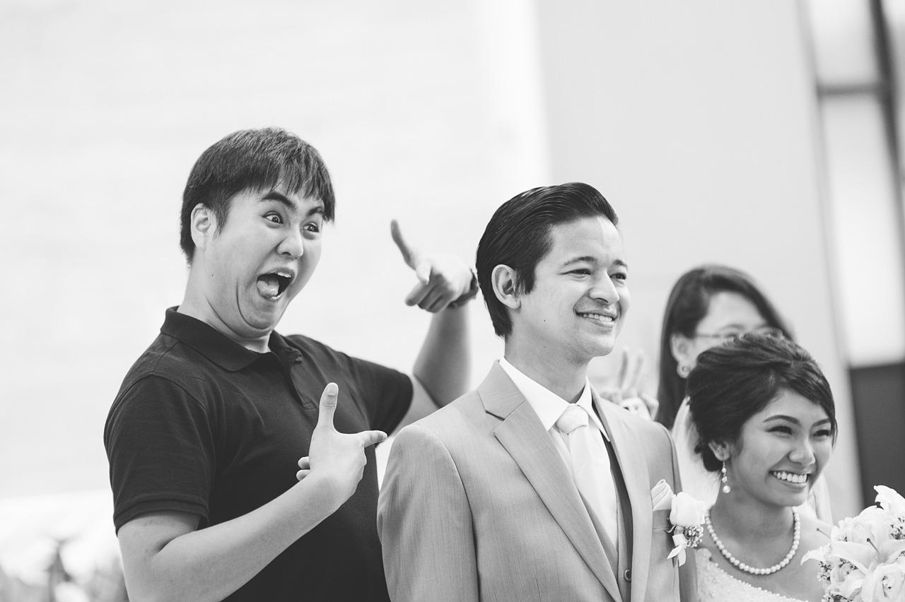 Daniel & Shivani Actual Day Church Wedding