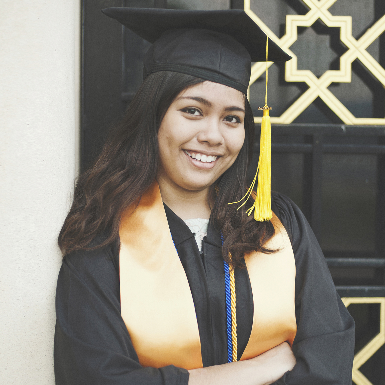 Ayesha Graduation Photography