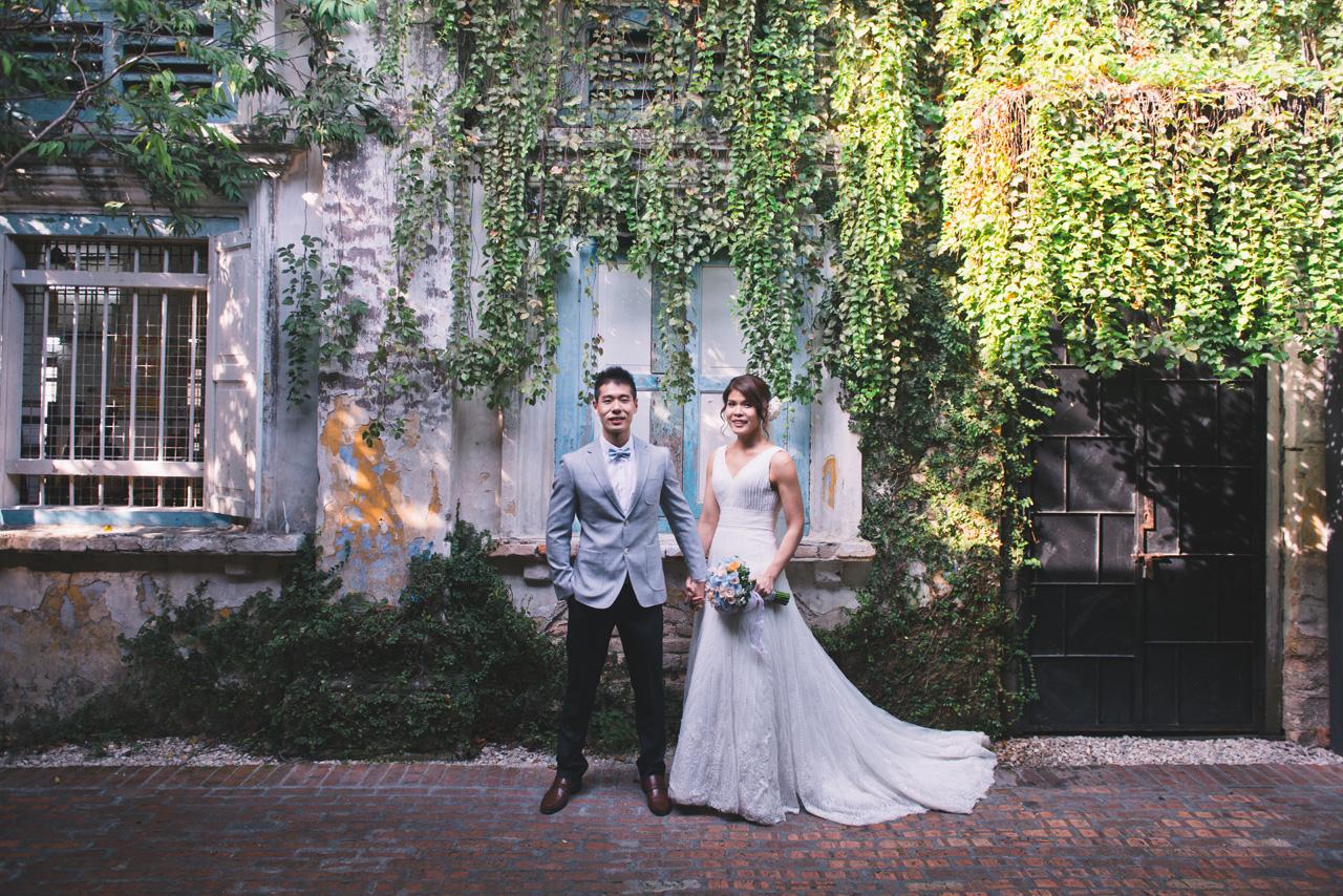 Kelvin + Yee Yan Pre Wedding Photography by Glance Photography Studio