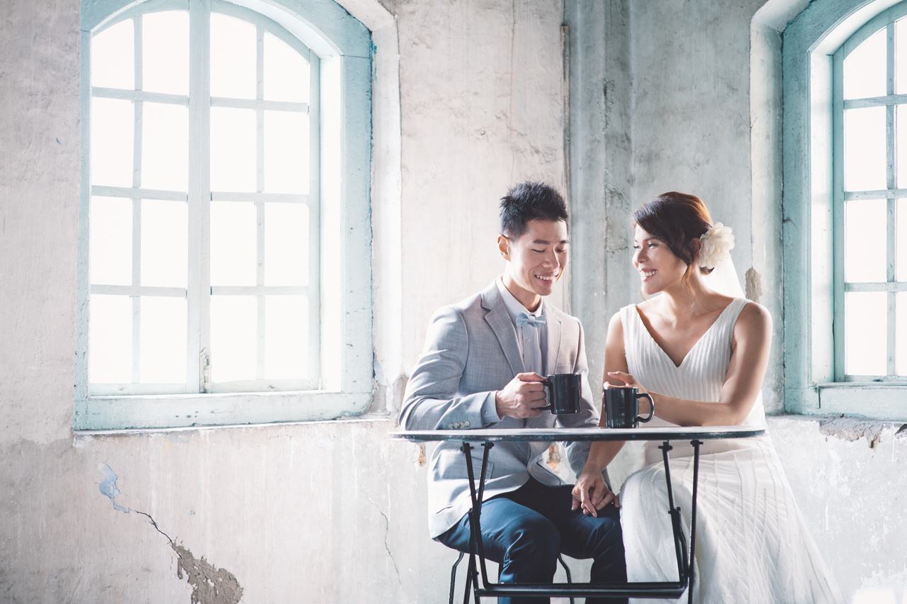 Kelvin + Yee Yan Pre Wedding Photography by Glance Photography Studio