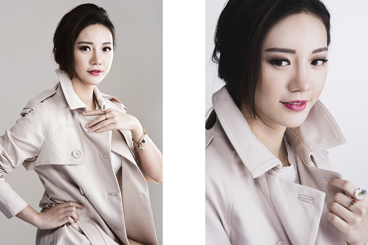 Solo/Individual/Beauty/Corporate Portrait by Glance Photography Studio