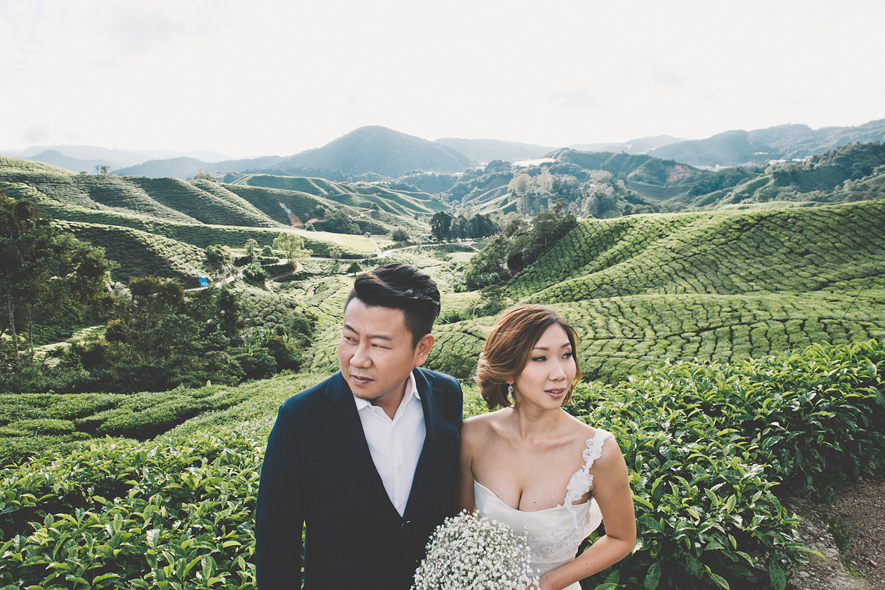 Cameron Highlands Pre wedding by Glance Photography Studio