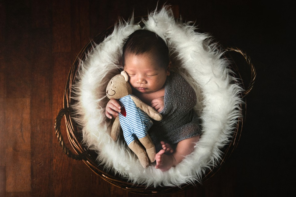 Newborn Photography Malaysia by Glance Photography Studio