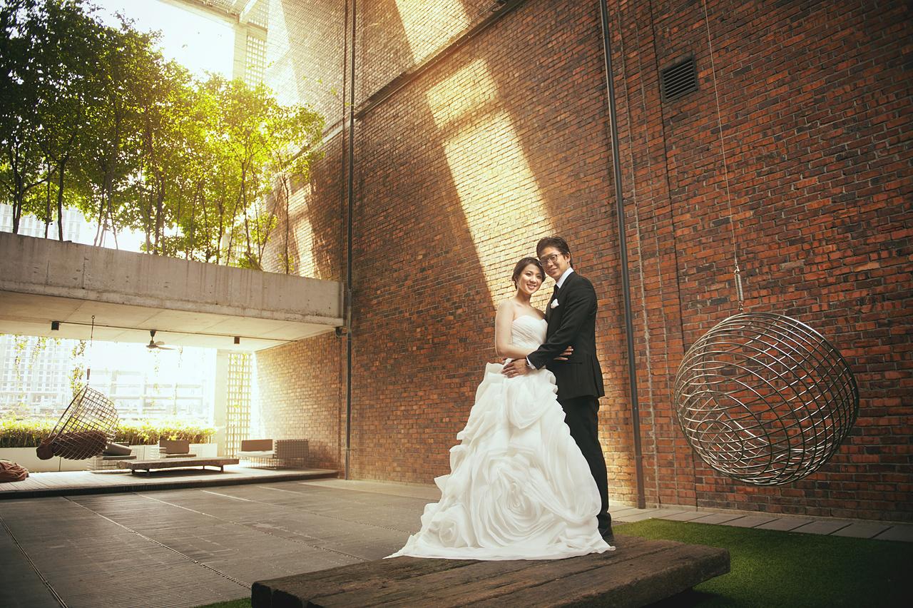 Anson & Michelle Prewedding