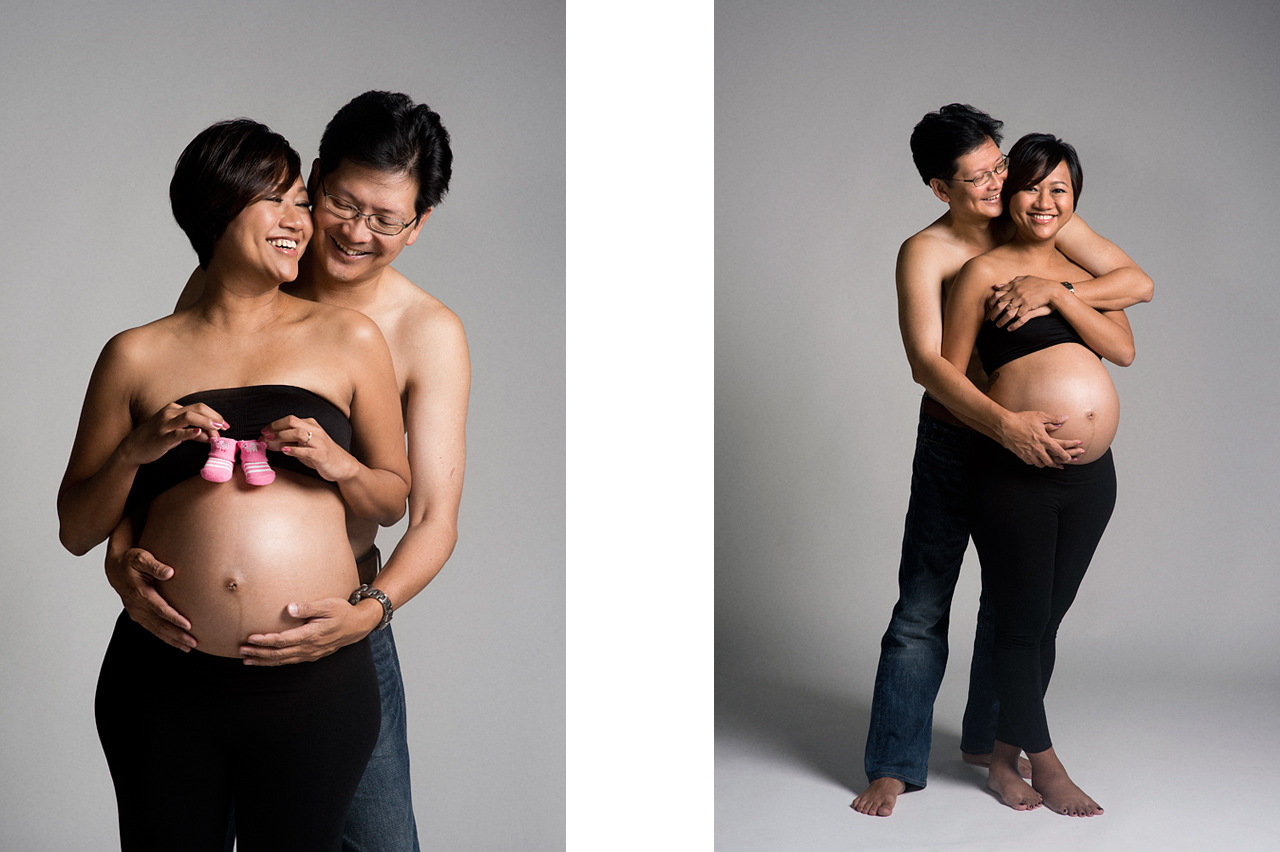 Maternity photography by Glance Photography Studio