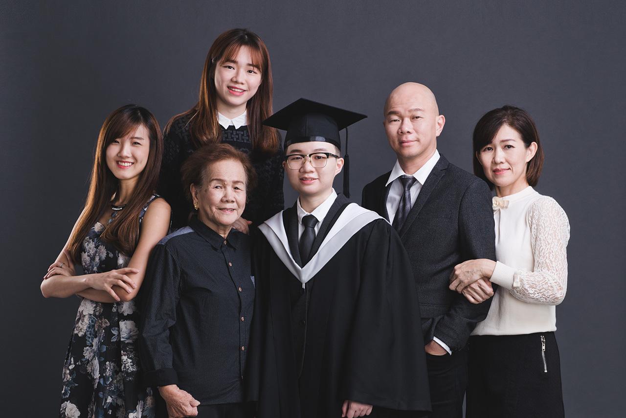Graduation Portrait Photography Package