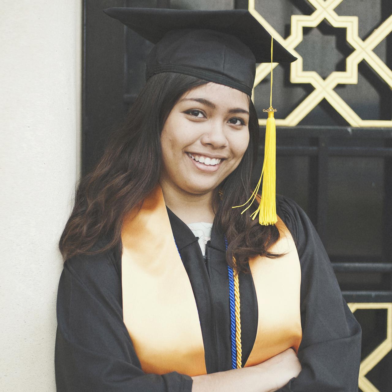 Ayesha Graduation Photography