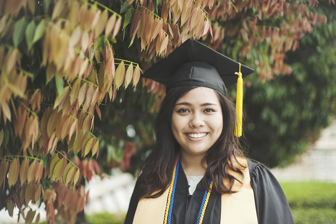 Ayesha Graduation