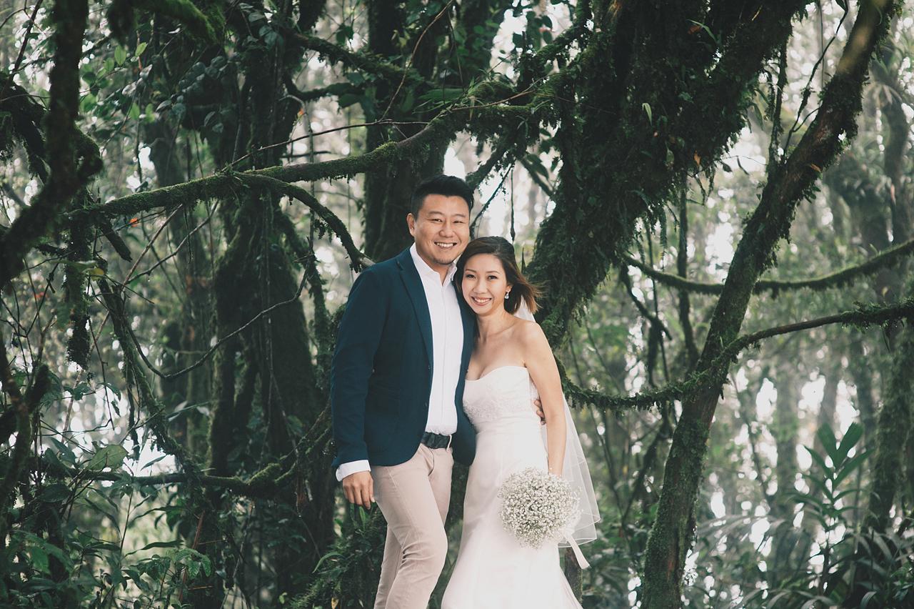 Cameron Highlands Pre wedding by Glance Photography Studio