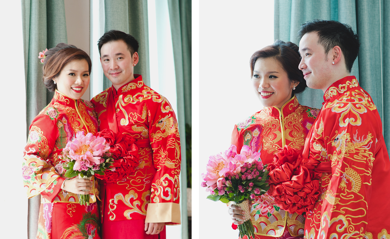 Actual Day Wedding by Glance Photography Studio