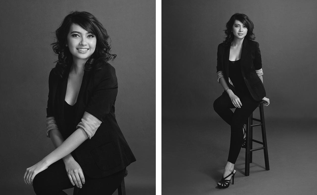 Niki Personal / Solo Portrait by Glance Photography Studio
